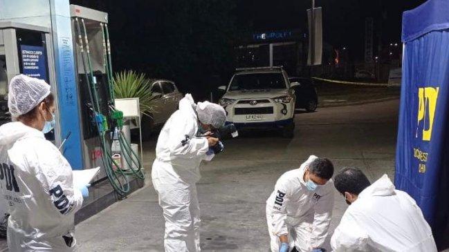 Noticias Chile | Discusión por aire en servicentro Copec terminó con una persona fallecida con múltiples puñaladas
