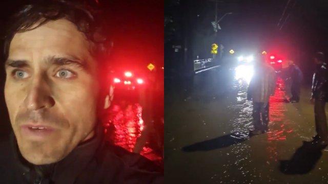 Noticias Chile | Pangal perdió su hotel de su familia por aluvión
