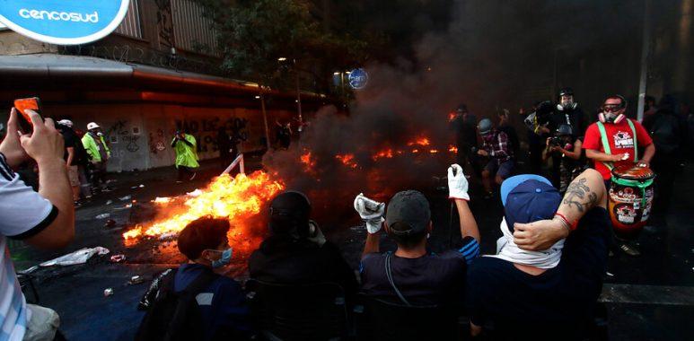 Noticias Chile   Cierra Paris Alameda para siempre, 110 trabajadores serán desvinculados