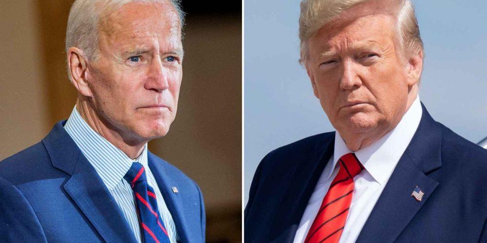 """Joe Biden : """" La democracia está bajo un ataque sin precedentes,  esto es una insurrección"""""""