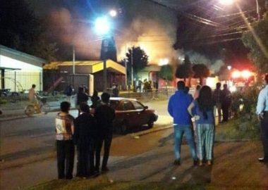 Noticias Chile | Se reportan múltiples incendios por uso de fuegos artificiales ilegales