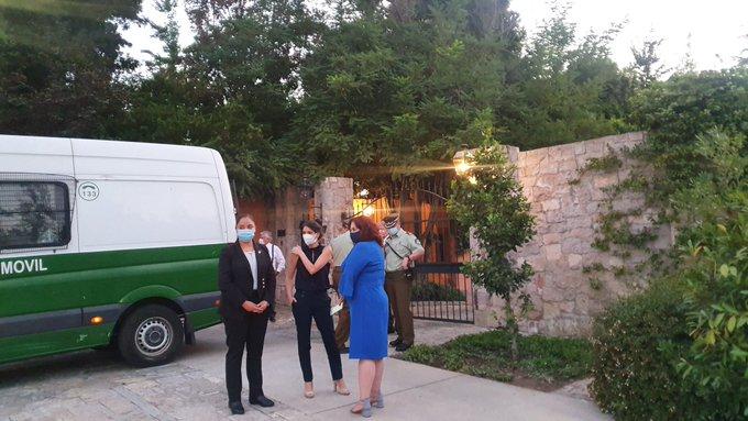 Noticias Chile | Detectan matrimonio  clandestino en Las Condes