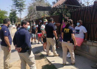 Noticias Chile   Intendente tomó la decisión de expulsar del país a extranjeros participantes de la fiesta clandestina de Villa Alemana