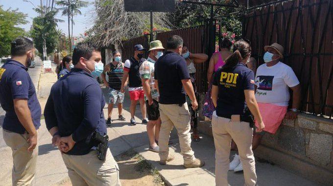 Noticias Chile | Intendente tomó la decisión de expulsar del país a extranjeros participantes de la fiesta clandestina de Villa Alemana
