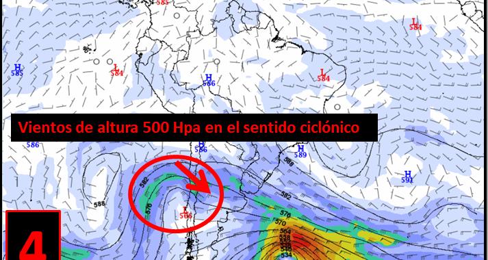 Noticias Chile   Río atmosférico dejará precipitaciones de Coquimbo hasta el sur de Chile con tormentas eléctricas en Santiago