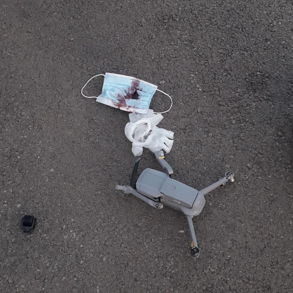 Noticias Chile | Dron chocó helicóptero de La Armada, casi provocó una tragedia