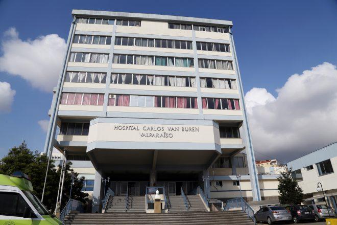 Noticias Chile | Hospital Carlos Van Buren agotó las camas críticas para pacientes covid-19