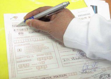 Noticias Chile   Desde hoy 1 de enero se terminan las licencias médicas de papel