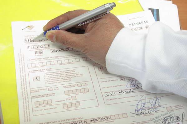 Noticias Chile | Desde hoy 1 de enero se terminan las licencias médicas de papel