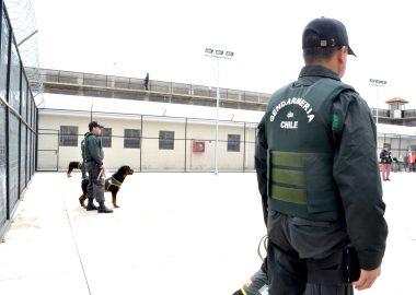 Noticias Chile   Brote de covid-19 afecta a penal de Curicó, con 118 reos contagiados