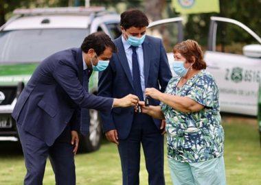 Noticias Chile | Carabineros recibió 20 nuevas radiopatrullas SUV blindadas Nissan X-Trail para combatir la delincuencia