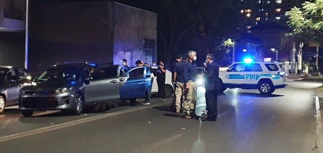 Noticias Chile | Pdi mata a delincuente que intentó atropellar a funcionarios en control, toda la banda eran venezolanos