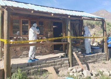 Noticias Chile | Hombre mató a su hijo de 4 años y su pareja