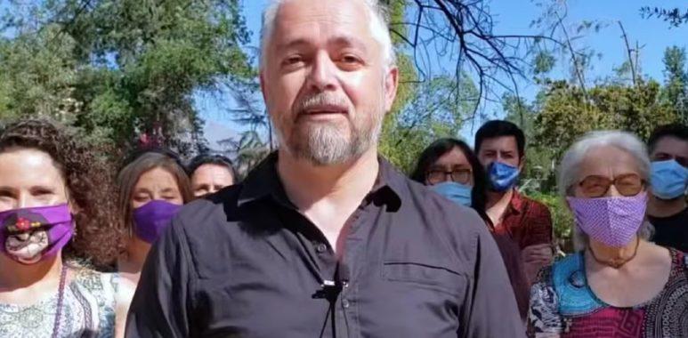 Noticias Chile | Envían carta al Partido Socialista para bajar a Baradit de la Constituyente por graves dichos de violencia contra la mujer en RRSS