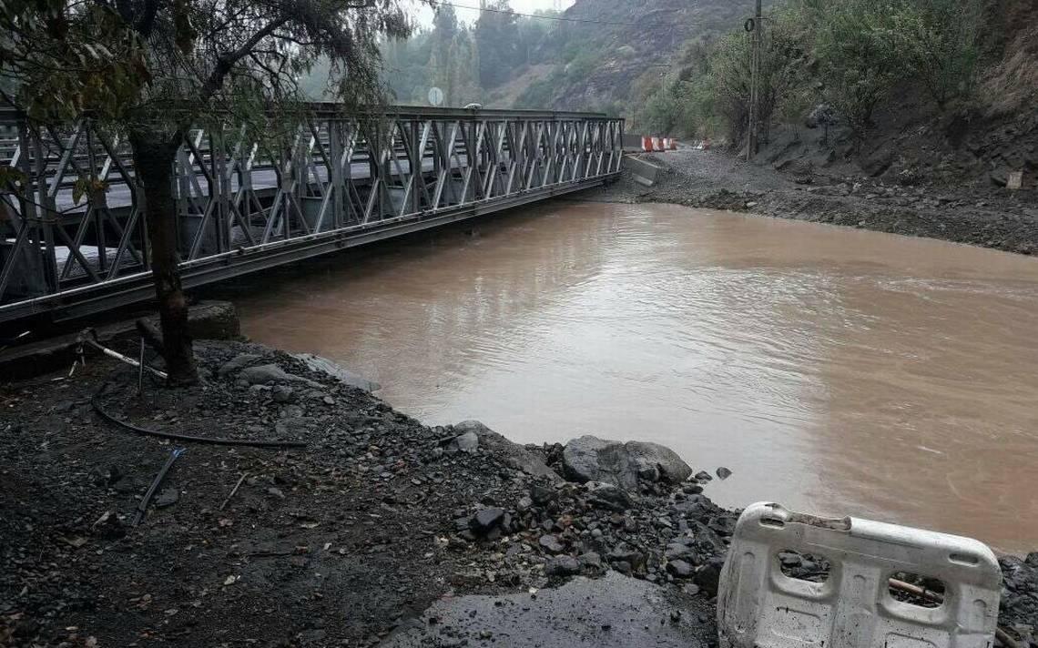 Noticias Chile | Aguas Andinas comienza a ocupar estanques de reserva, suministro está garantizado sólo hasta el domingo