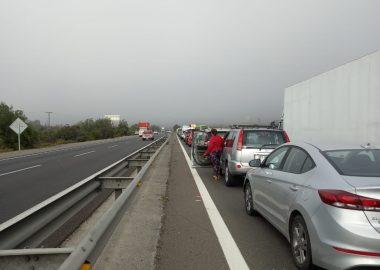 Noticias Chile | Matrimonio murió en accidente en ruta 68, dejando a una de sus hijas también en riesgo vital