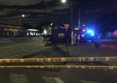 Noticias Chile | Acribillan a balazos a delincuente en semáforo en Santiago por ajuste de cuentas