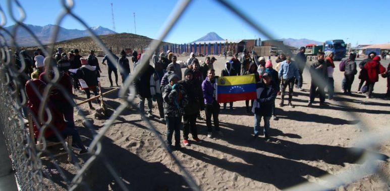 Noticias Chile | Situación crítica en Colchane, venezolanos se estan tomando las viviendas de los residentes