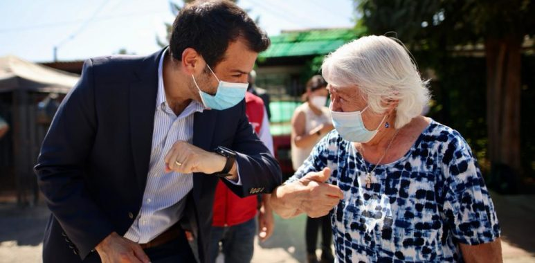 Noticias Chile | ¿Tienes entre 60 y 69 años?, entonces te corresponde vacunarte el 15 de febrero