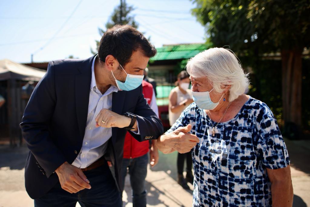 Noticias Chile   ¿Tienes entre 60 y 69 años?, entonces te corresponde vacunarte el 15 de febrero