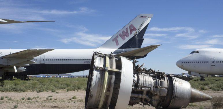 Noticias Chile | Latam terminó sus operaciones en Argentina y las aeronaves podrían convertirse en chatarra