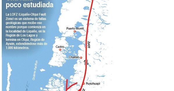 Noticias Chile | Confirman que los sismos de Panguipulli son producidos por la falla Liquiñe Ofqui