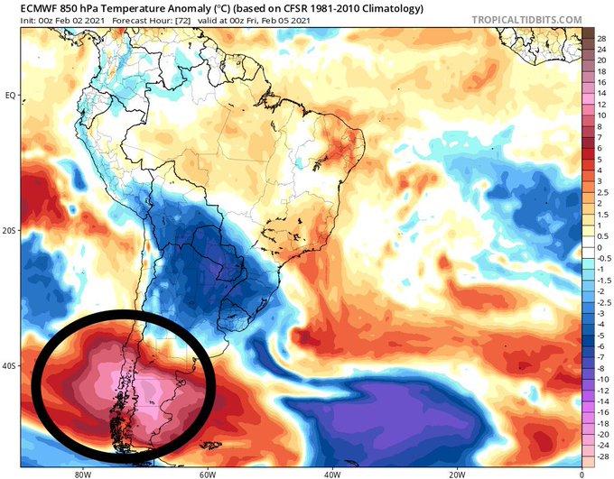 Noticias Chile   Alerta meteorológica por temperaturas extremas que podrían llegar a los 37°C en nuestro país