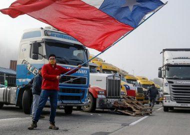 Noticias Chile | Camioneros amenazan con tomarse las carreteras en el sur del país