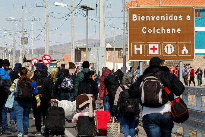 Noticias Chile   Gobierno prepara fuerte despliegue de FF.AA a la frontera en Colchane