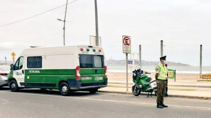 Noticias Chile | Carabineros sorprendió a siete venezolanos indocumentados en camión rumbo a la capital