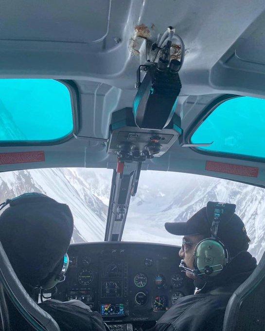 Noticias Chile | Se pierde la esperanza, continúa perdido chileno en la segunda montaña más alta del mundo