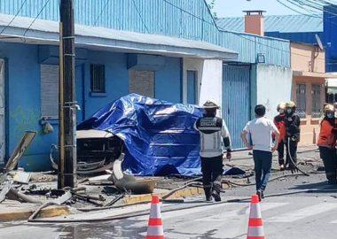 Noticias Chile | Delincuente arrancó de la PDI y colisionó un vehículo particular causando la muerte de una mujer inocente
