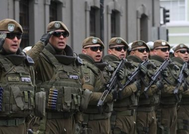 Noticias Chile | Ejército envía funcionarios de élite para apoyar en tácticas a Carabineros con apoyo de drones
