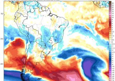 Noticias Chile | Emiten alerta Meteorológica para nueve regiones del país por alza de temperaturas máximas