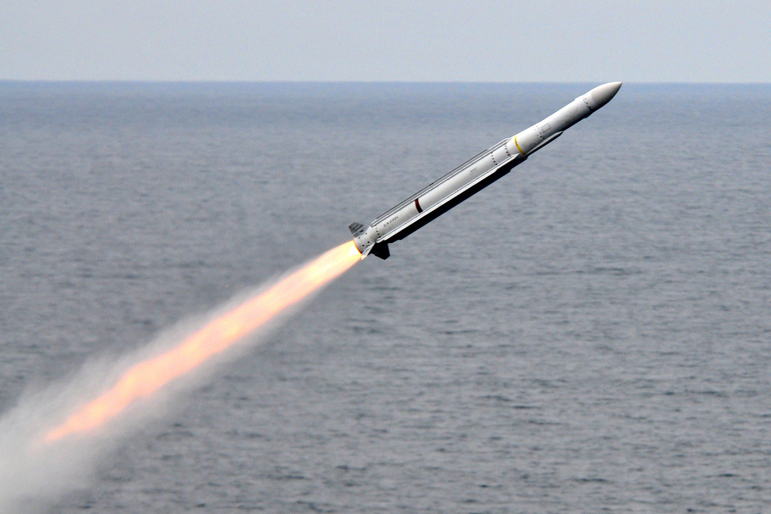 Informadorchile | Gobierno de Chile compraría 16 Standard Missile-2 (SM-2) Block IIIA  para los barcos de la Armada de Chile