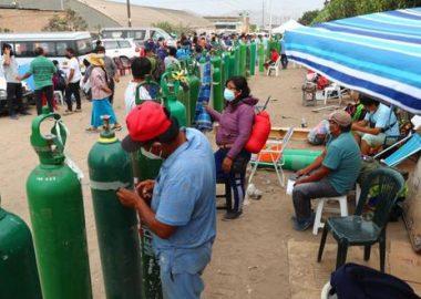 Noticias | Chile enviará 40 toneladas de oxígeno al Perú, ante grave segunda ola de covid-19