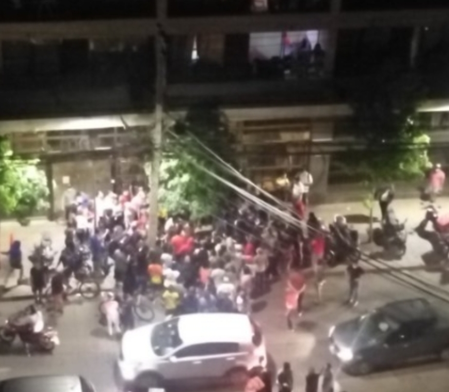Noticias Chile | Vecinos linchan a delincuente que apuñaló a  un hombre al intentar robar su vehículo
