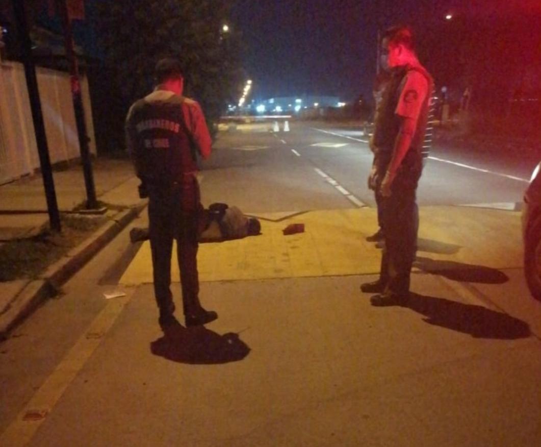 Noticias Chile | Carabinero mata a delincuente luego de intento de robo de su vehículo en Santiago