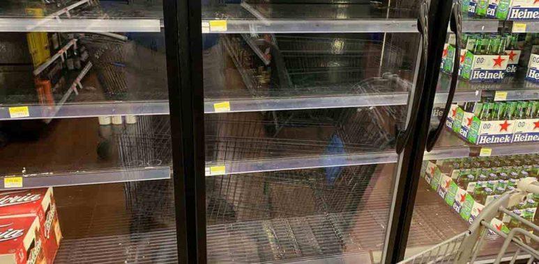 Noticias Chile   Gremio de Dueños de Botillerías acusan falta de stock de cervezas por culpa de grandes empresas como CCU y Andina