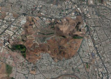 Noticias Chile   Estafadores venden terrenos de la Toma de Renca en $4.5 millones de pesos