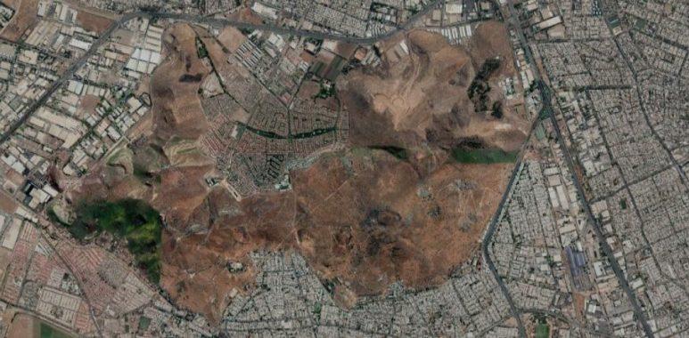 Noticias Chile | Estafadores venden terrenos de la Toma de Renca en $4.5 millones de pesos