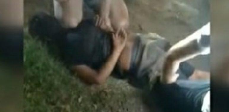Noticias Chile | Delincuentes son golpeados durante detención ciudadana en Ñuñoa