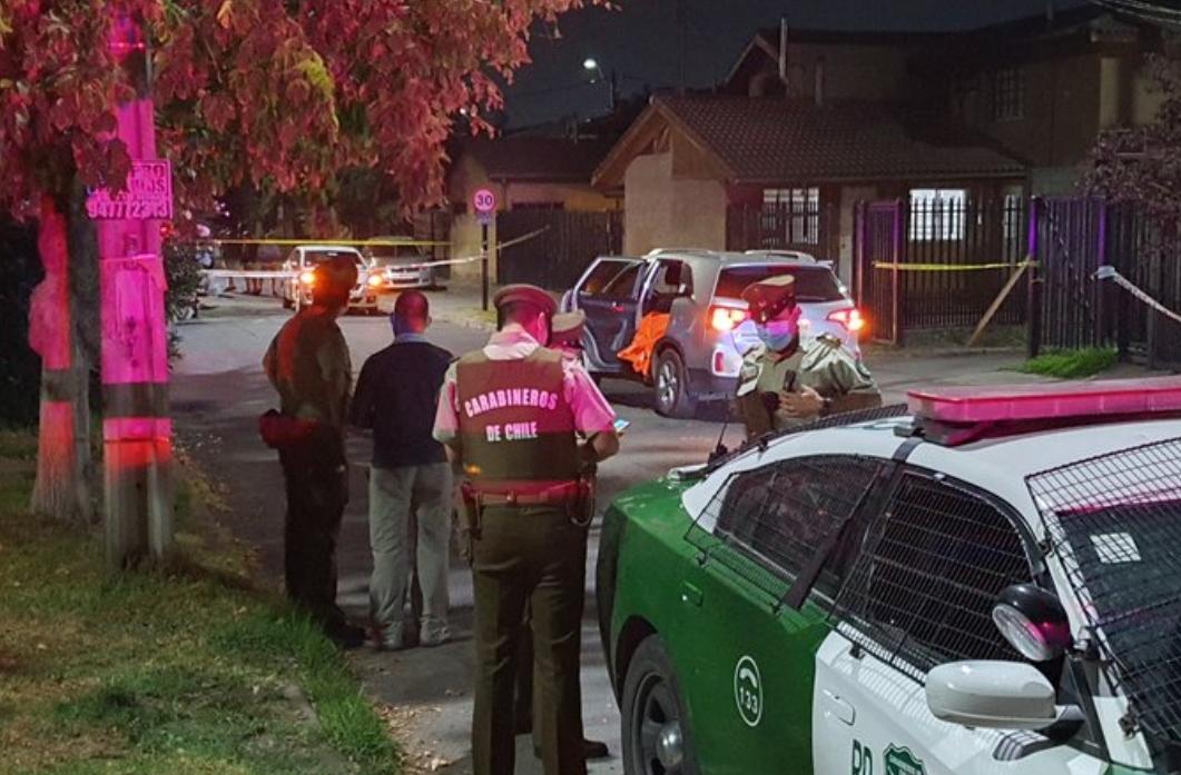 Noticias Chile | Delincuentes muere luego de realizar portonazo a carabinero