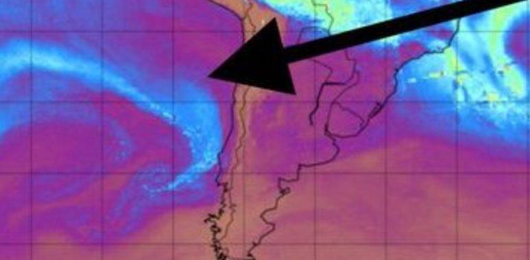 Noticias Chile | Baja segregada dejará tormentas eléctricas en 8 regiones, incluida la capital