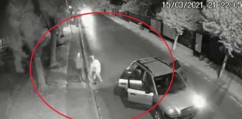 Noticias Chile   Violento asalto en Maipú dejó a un hombre apuñalado en el tórax, mientras paseaba su mascota