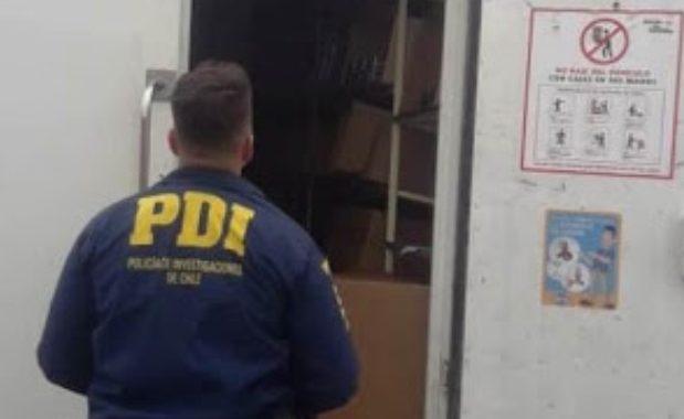 Noticias Chile | Trabajor de Starken murió baleado tras ser víctima de robo frustrado en Lo Espejo