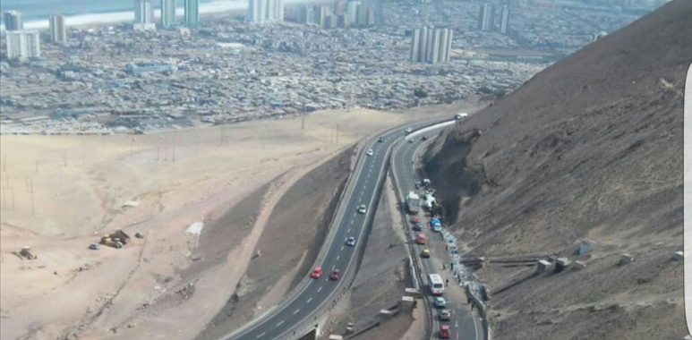 Noticias Chile | Modelo matemático calculó los efectos de un megaterremoto en Iquique