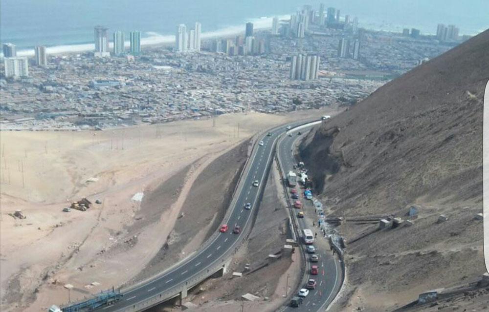 Noticias Chile   Modelo matemático calculó los efectos de un megaterremoto en Iquique