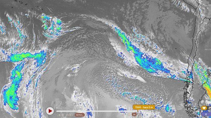 Noticias Chile | Seguidilla de sistemas frontales traerán precipitaciones y bajas temperaturas a la capital