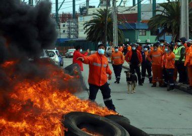 Noticias Chile   Unión Portuaria paralizará el país, pese al millonario anunció del gobierno del Tercer Retiro mejorado
